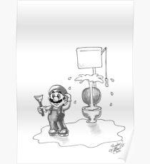 Plumber? Poster