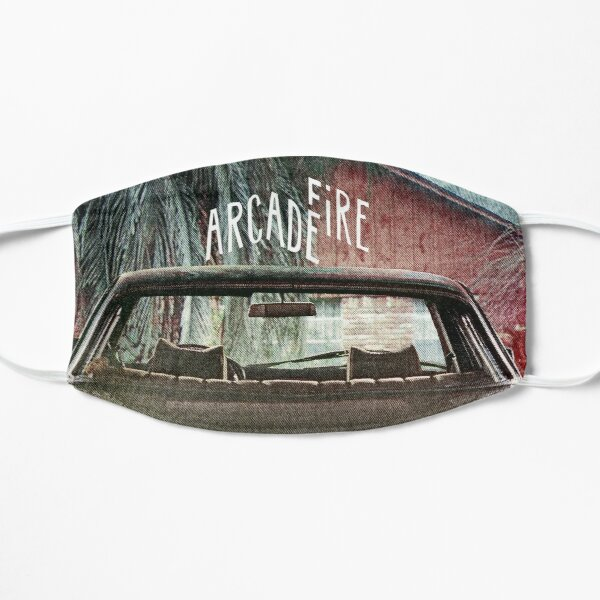 Arcade Fire The Suburbs oeuvre Masque sans plis