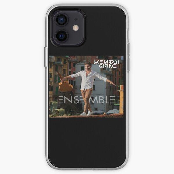 Coque iPhone « Kendji Girac » par mpu66