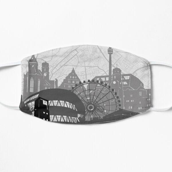 stuttgart skyline Mask