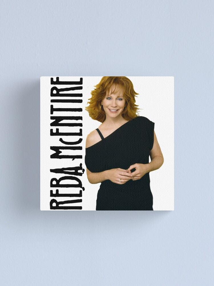 Reba Mcentire Best Country Music Canvas Print By Jeromennon Redbubble