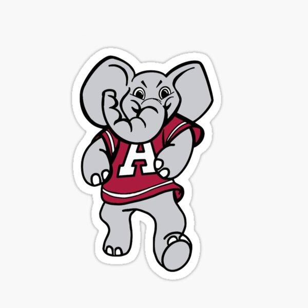 Big Al Sticker