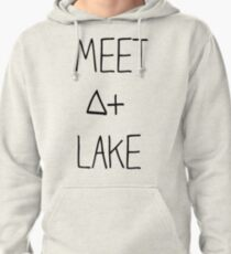 Meet At Lake (SALE) Pullover Hoodie