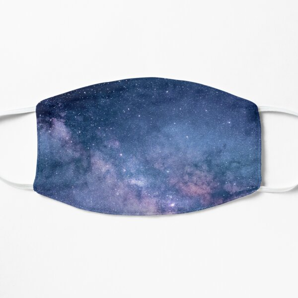 FLY TO THE MOON - SPACE INVASION Flat Mask