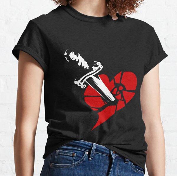 Heart and dagger Classic T-Shirt