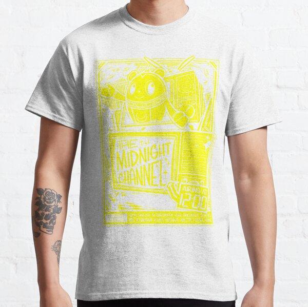 Persona 4 - Midnight Channel TV Classic T-Shirt