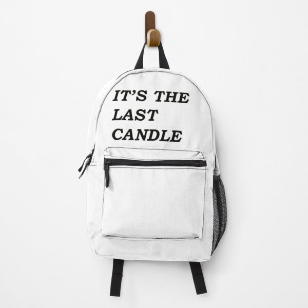 Candle Making Candles Lover Backpack