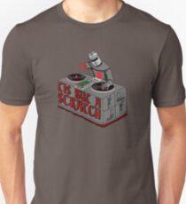 Tis Tis Tis But A Scratch Unisex T-Shirt