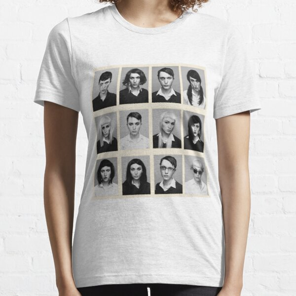 YEARBOOK (Complete Grid) Essential T-Shirt