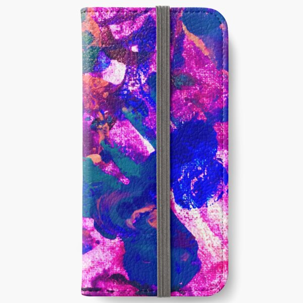 Hues of the Mind iPhone Wallet