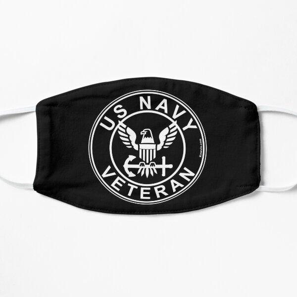 US Navy Veteran (Diecut) Mask