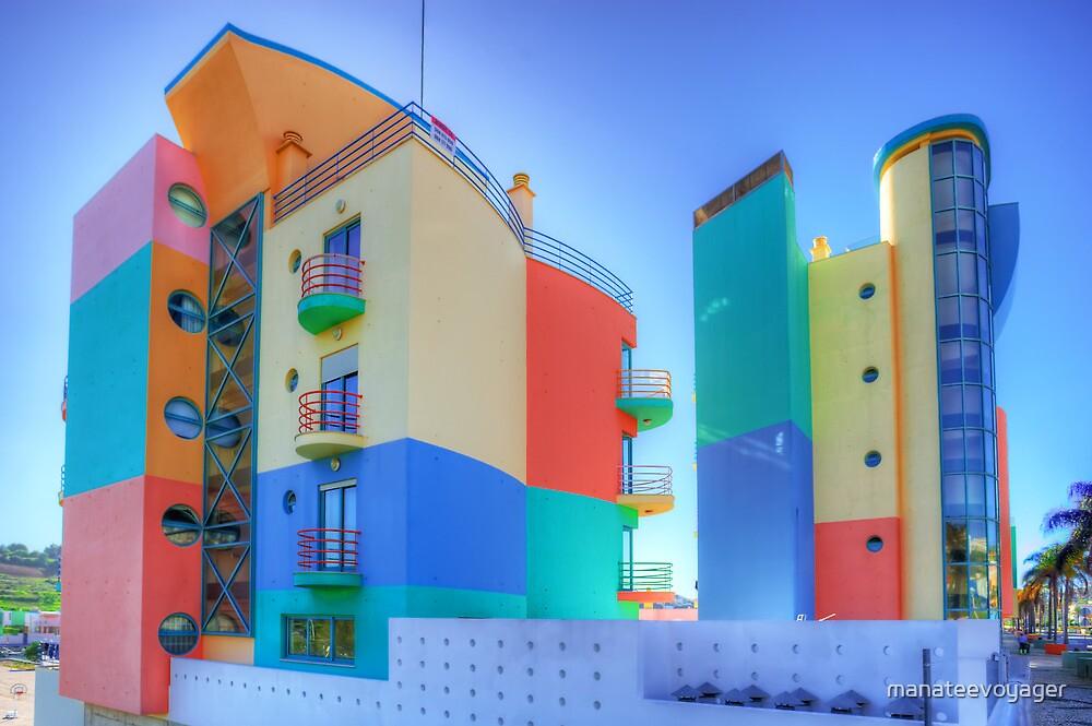 Rainbow House 2 by manateevoyager