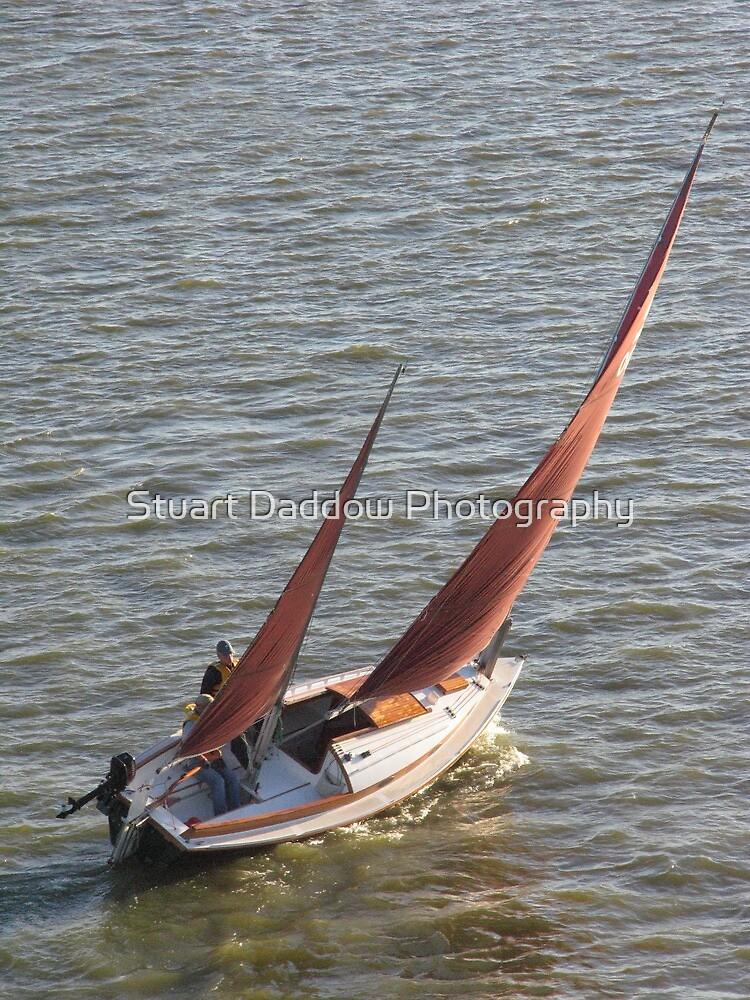 Goolwa Sailing by Stuart Daddow Photography
