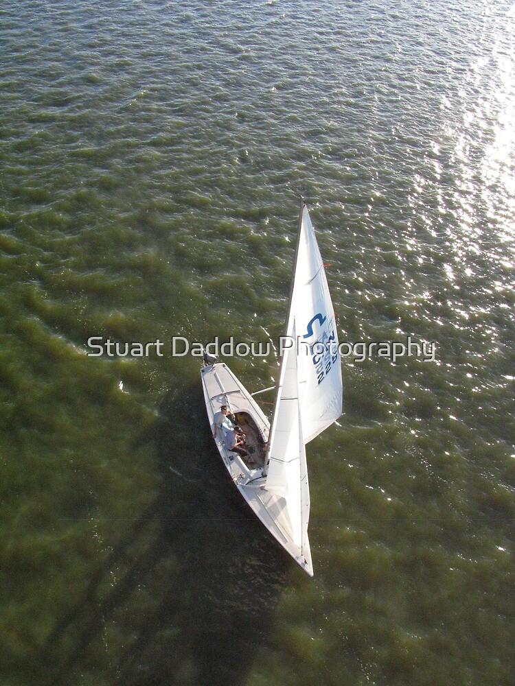 Downwind Run by Stuart Daddow Photography