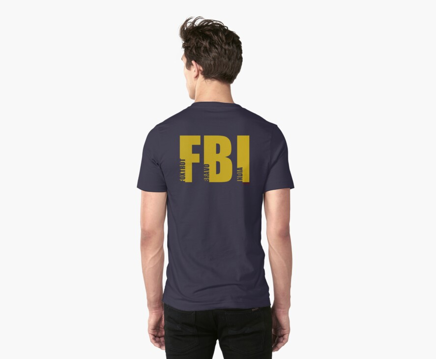 FBI (NATO phonetic) by Sam Cain