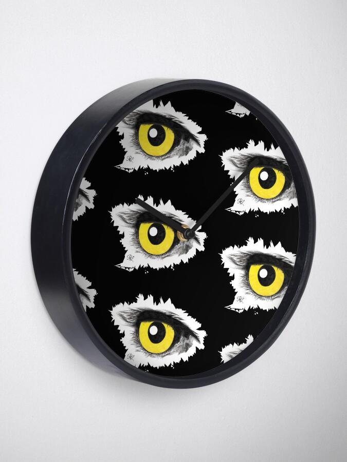 Alternate view of Birds Eye View Clock