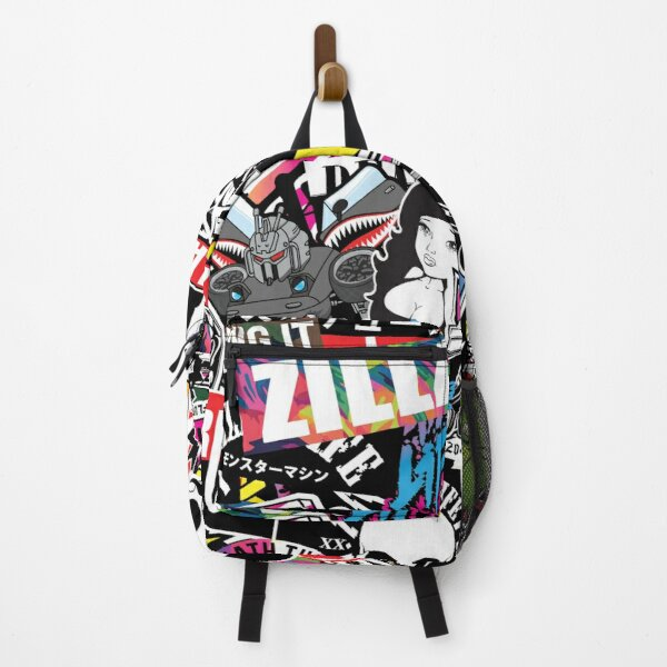 STICKERBOMB #002 Backpack