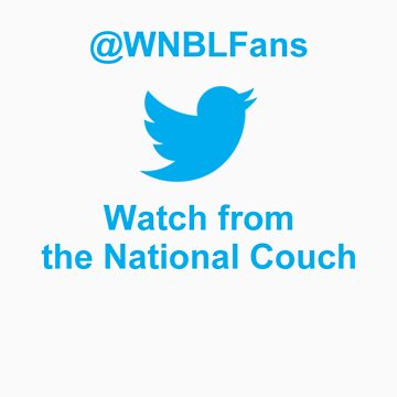 @WNBLFans, on the National Couch by winnielau