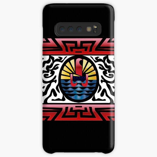 Crazy Flag # 84 Samsung Galaxy Snap Case