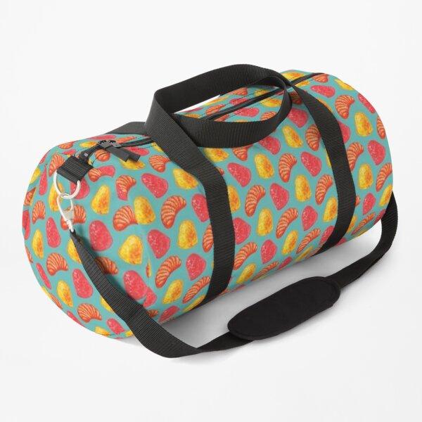 Candy Gumdrop Pattern Duffle Bag