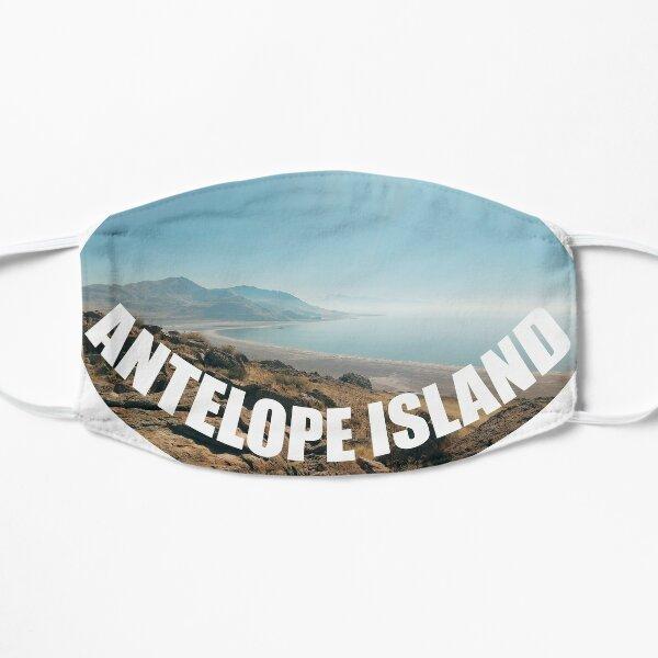 Antelope Island, Utah  Flat Mask