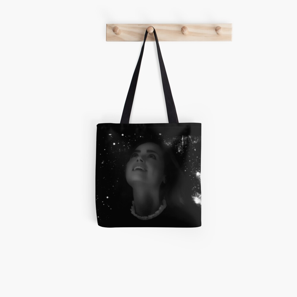 Face the Raven Tote Bag