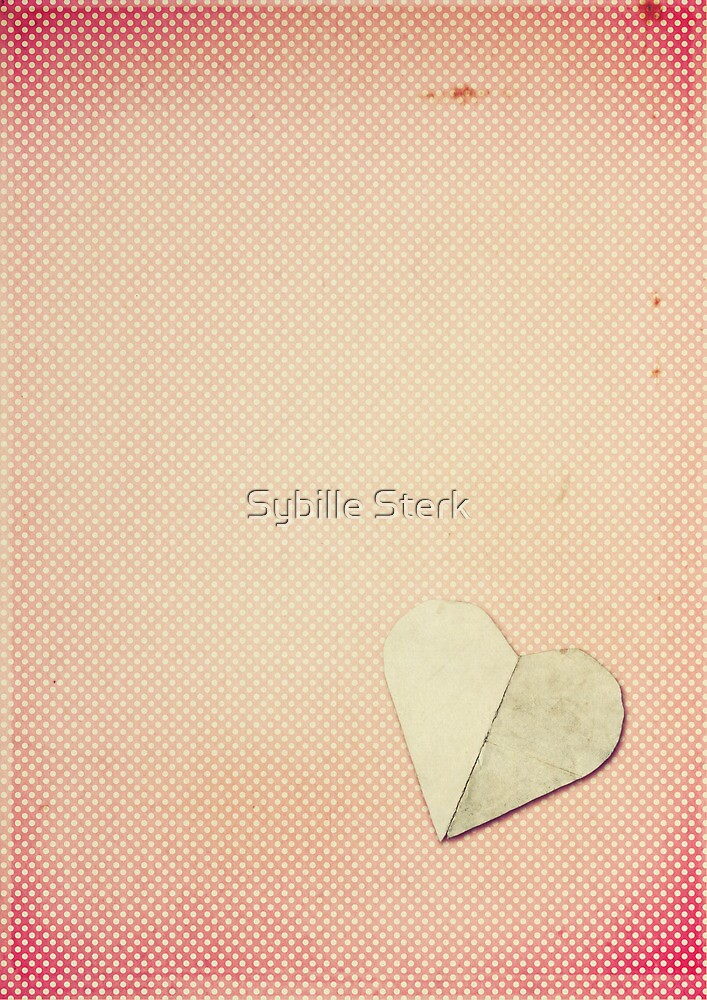 Just My Heart by Sybille Sterk