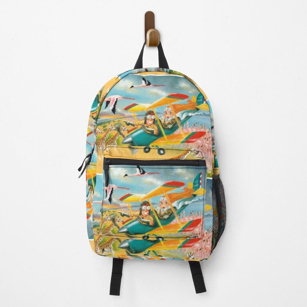 Africa Backpack