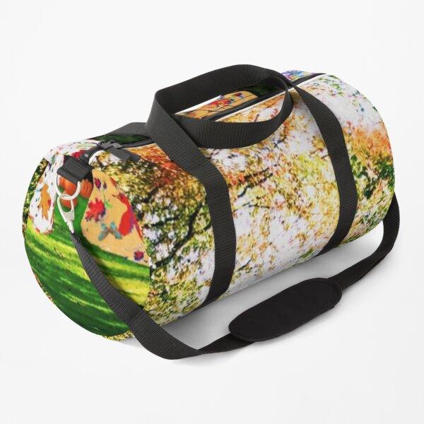 A Country Autumn Duffle Bag