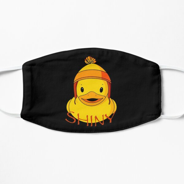 Shiny Rubber Duck Mask