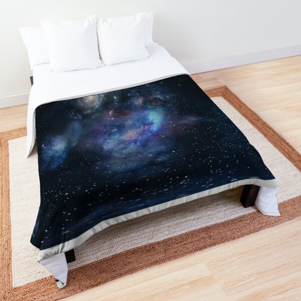 The great and beautiful universe!  Comforter