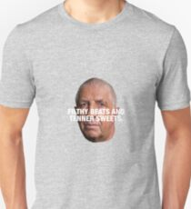 PETE PRICE - FILTHY BEATS AND TENNER SWEETS White Unisex T-Shirt