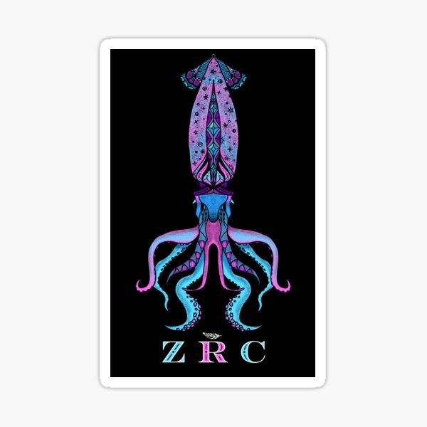 For Squid Sticker