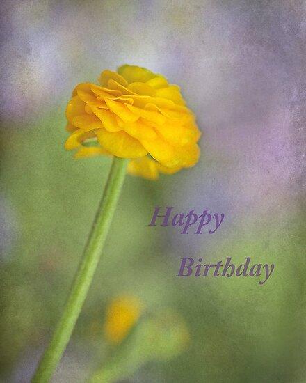 Happy Birthday Viv ~ by Renee Blake