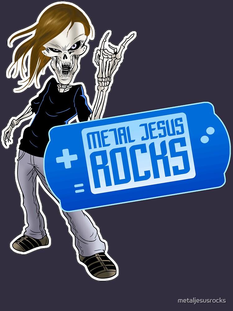 Metal Jesus Portable by metaljesusrocks