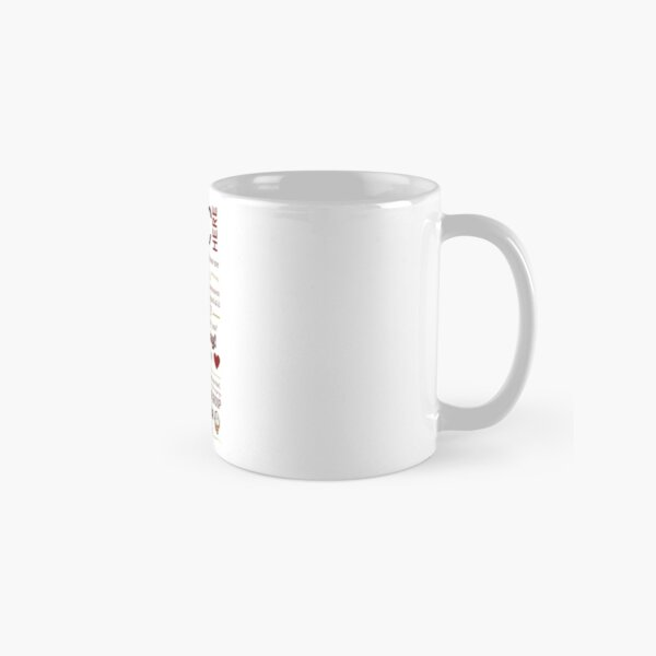 Hello, Zuko Here Classic Mug