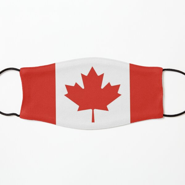Canadian Flag Gifts, Stickers & Products (GF) Kids Mask