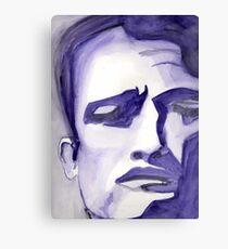 Hello... I'm Johnny Cash Canvas Print