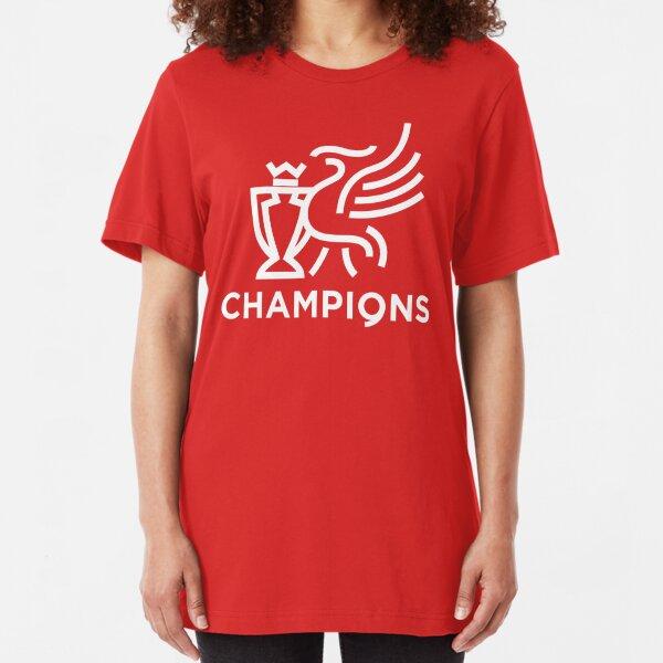 CHAMPIONS Slim Fit T-Shirt