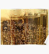 Golden Ginger Ale Poster