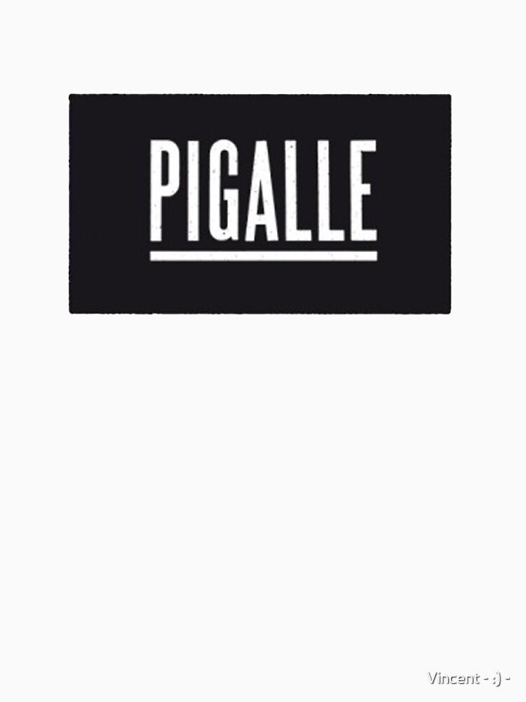 PIGALLE | Unisex T-Shirt