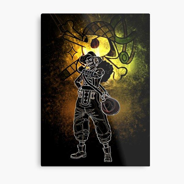 Sniper Awakening Metal Print
