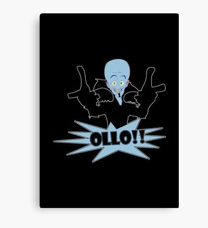 OLLO!!! Canvas Print
