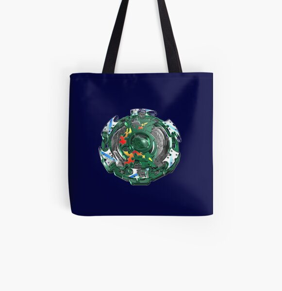 BEYBLADE BURST *[original bayblade]* #4 All Over Print Tote Bag