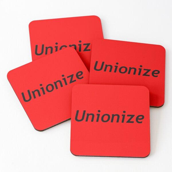 Unionize Coasters (Set of 4)