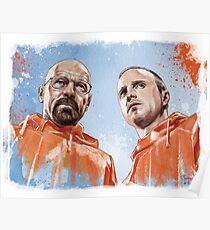 Walt & Jesse Poster