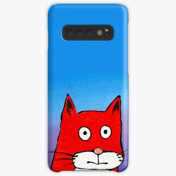 SURPRISE CAT! Samsung Galaxy Snap Case