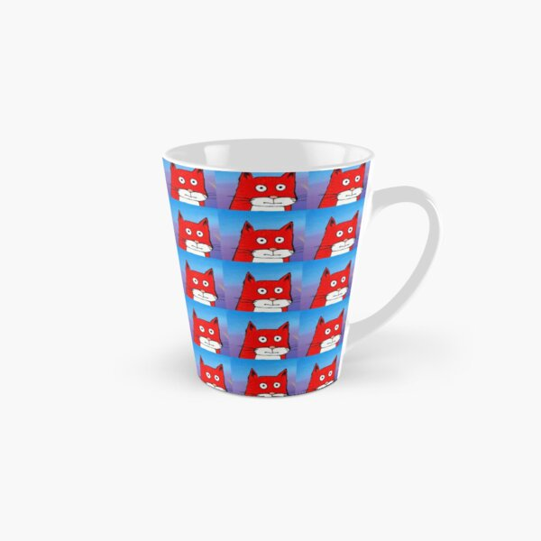 SURPRISE CAT! Tall Mug