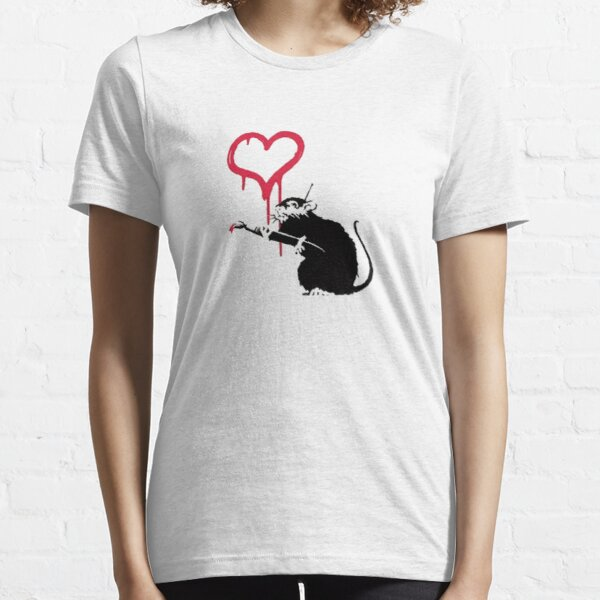 Banksy Art Essential T-Shirt