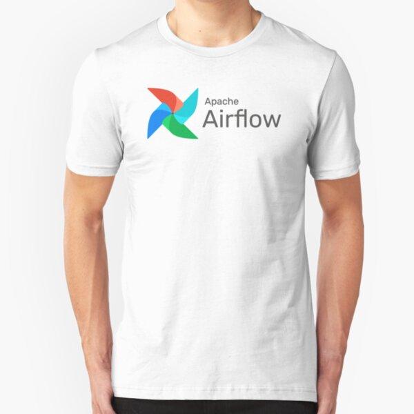 Apache Airflow Slim Fit T-Shirt